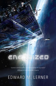 Energized front cover