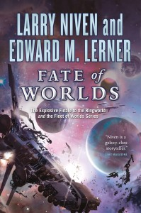 "Front cover for ""Fate of Worlds"""