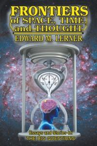 Cover for Frontiers of Space, Time, and Thought