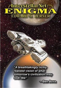 InterstellarNet Enigma (front cover)