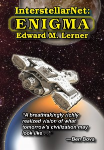 InterstellarNet Enigma front cover